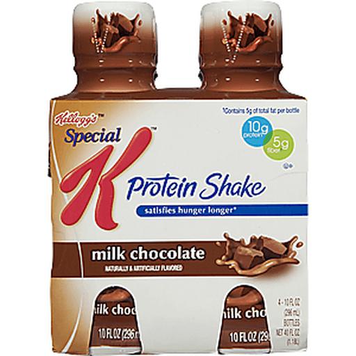 Special K Protein Shake, Milk Chocolate