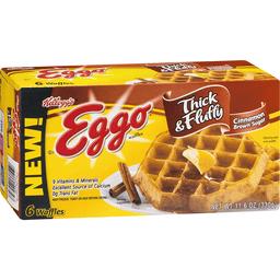 2da7b97368 Eggo Thick   Fluffy Waffles