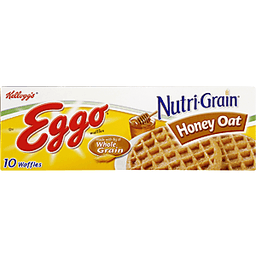 Eggo Nutri-Grain Honey Oat Waffles