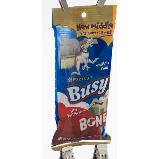Busy Dog Treats, Small/Medium, 2-Pack