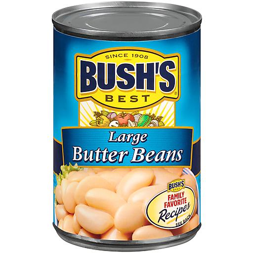 Bush Best Large Butter Beans