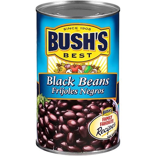 Bush Best Black Beans