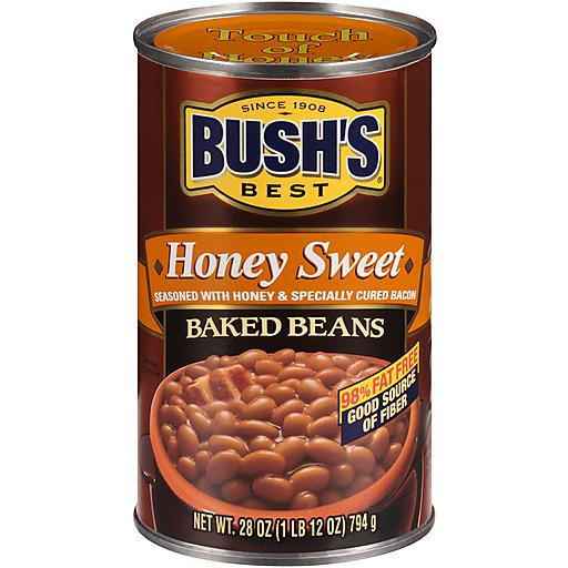 Bush Best Honey Baked Beans