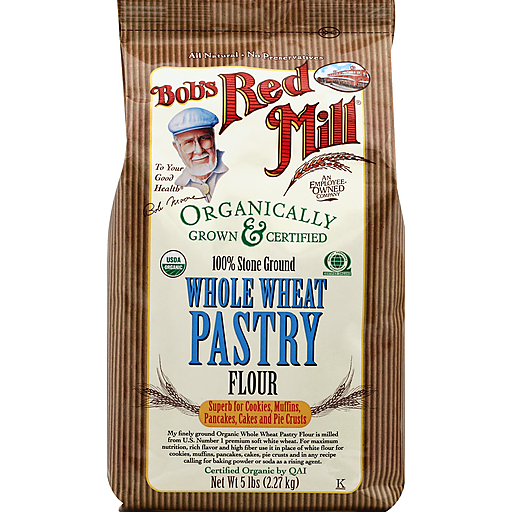 Bobs Red Mill Org Whole Wheat Pastry Flour