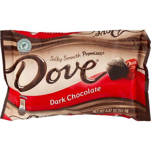 Dove Promises Dark Chocolate, Silky Smooth