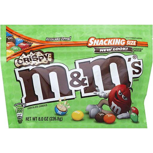 M & M Chocolate Candies, Crispy, Sharing Size