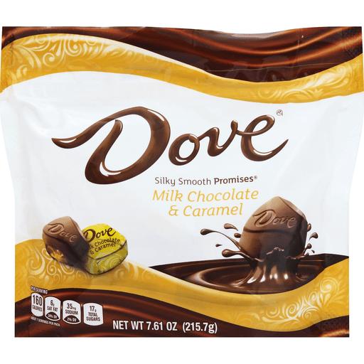 Dove Promises Milk Chocolate & Caramel