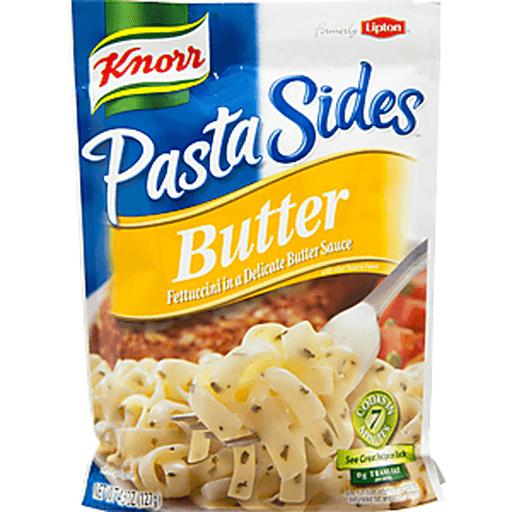 Knorr Pasta Sides Pasta, Butter Flavor