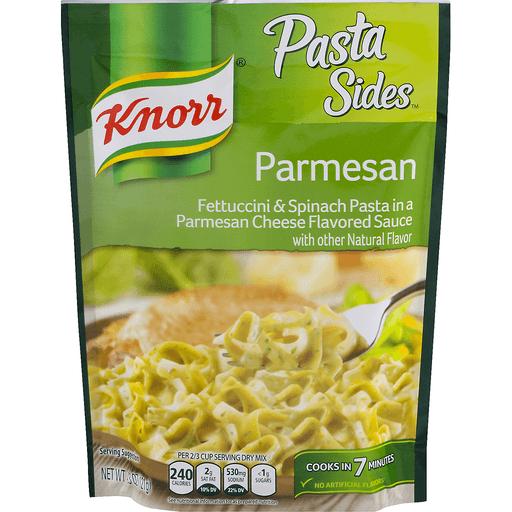 Knorr Pasta Sides Fettuccini, Parmesan