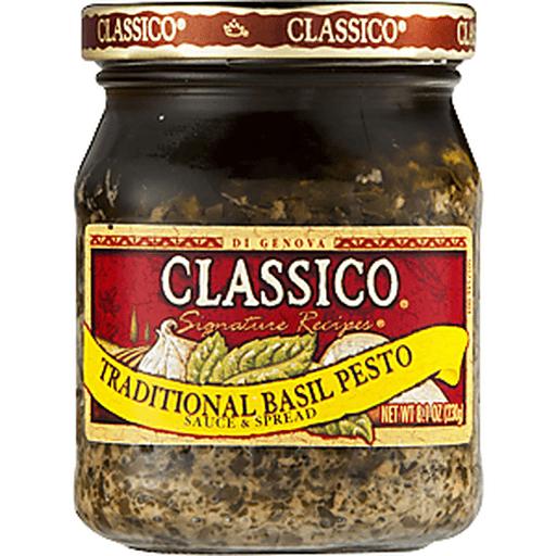 Classico Sauce & Spread Traditional Basil Pesto