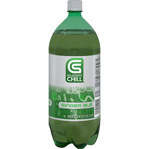 Super Chill Ginger Ale
