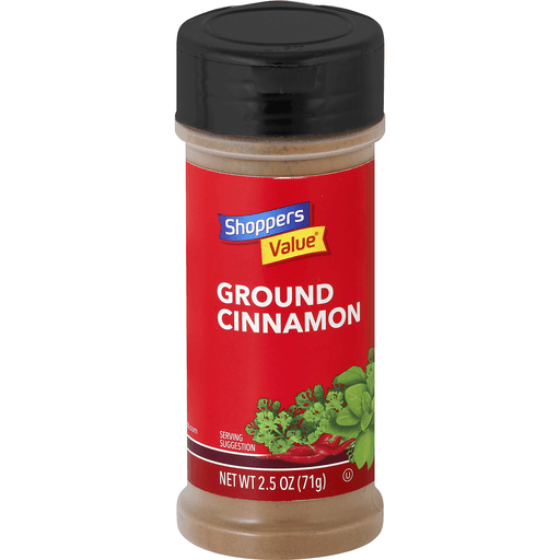 Shoppers Value Cinnamon, Ground