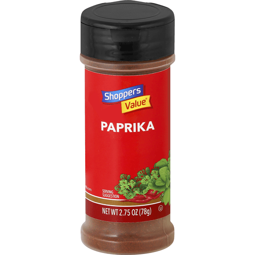 Shoppers Value Paprika