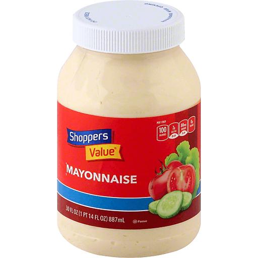 Shoppers Value Mayonnaise