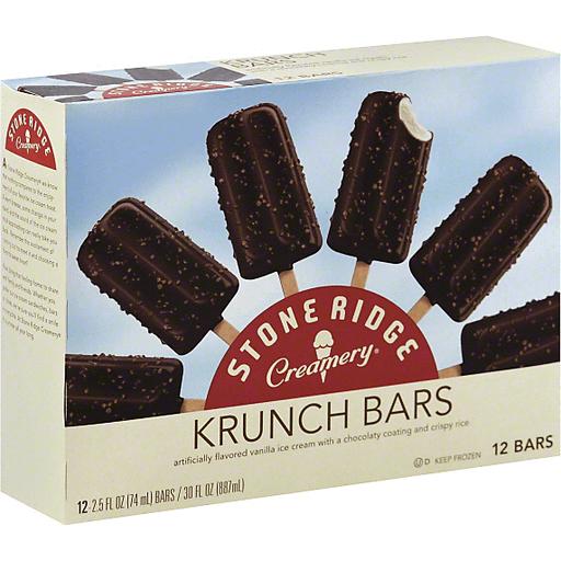 Stone Ridge Creamery Krunch Bars