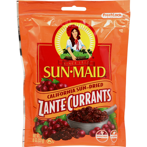 Sun-Maid® Zante Currants 8 oz. Bag | Dried Fruit | Roth's