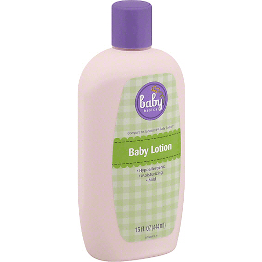 Baby Basics Baby Lotion Baby Super Bear Iga
