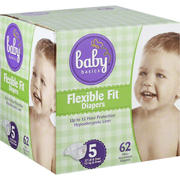 Reliable Baby Diaper New Born 0-5 Months Kids Nappies Breathable Wuth Wetness Indicator To Help Digest Greasy Food Baby