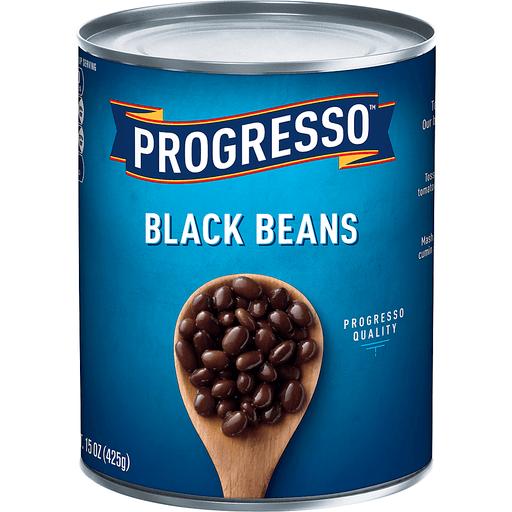 Progresso Black Beans, 15 oz Cans