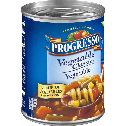 Progresso Vegetable Classics Soup, Vegetable