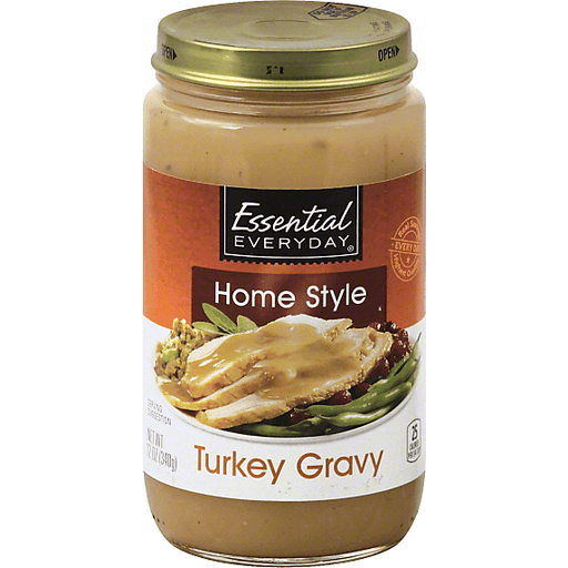 Essential Everyday Gravy, Turkey, Home Style