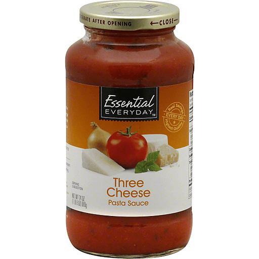 Essential Everyday Pasta Sauce, Three Cheese
