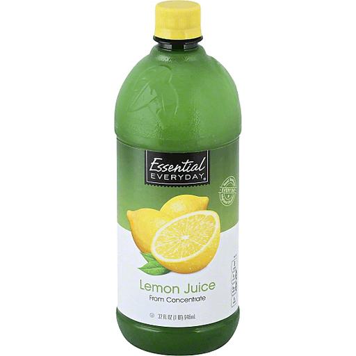 Essential Everyday Juice, Lemon
