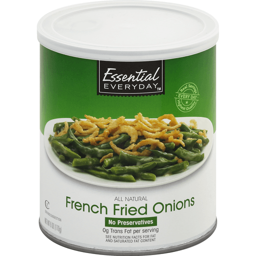 Essential Everyday French Fried Onions