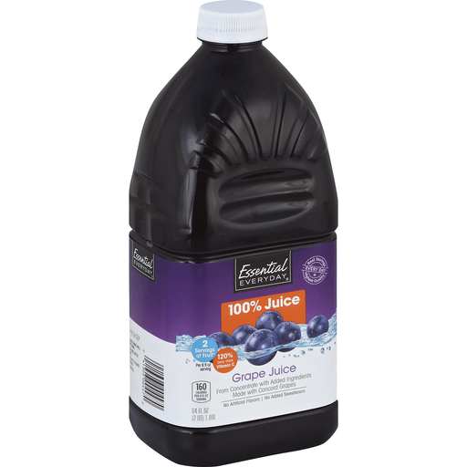 Essential Everyday 100% Juice, Grape