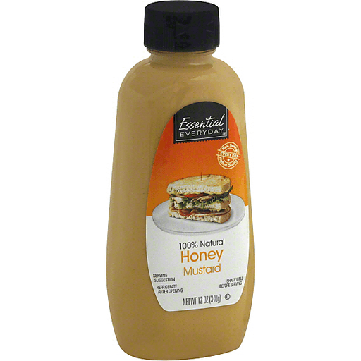 Essential Everyday Mustard, Honey