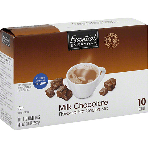 Essential Everyday Hot Cocoa Mix, Milk Chocolate