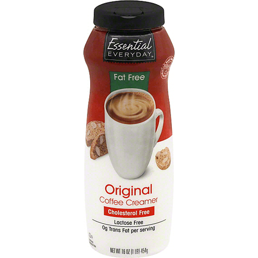 Essential Everyday Coffee Creamer, Fat Free, Original
