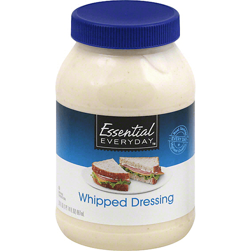 Essential Everyday Dressing, Whipped