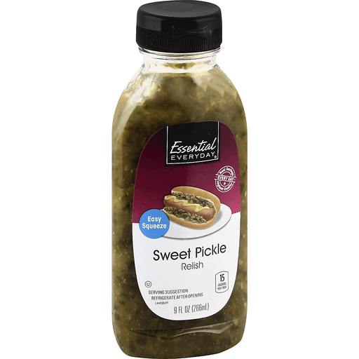 Essential Everyday Relish, Sweet Pickle