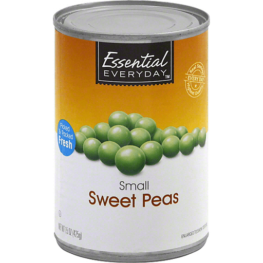 Essential Everyday Sweet Peas, Small