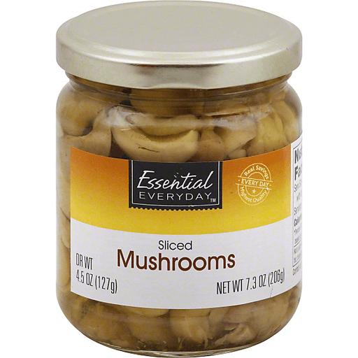 Essential Everyday Mushrooms, Sliced