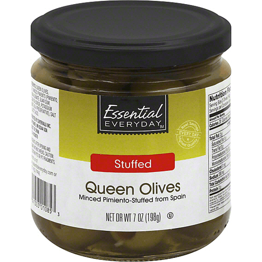 Essential Everyday Olives, Queen, Stuffed