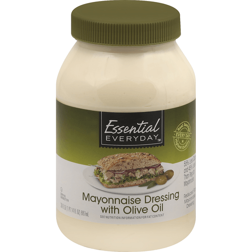 Essential Everyday Dressing, Mayonnaise, with Olive Oil