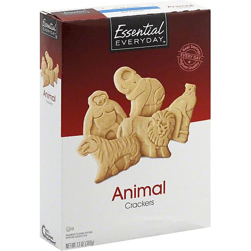 Essential Everyday Animal Crackers