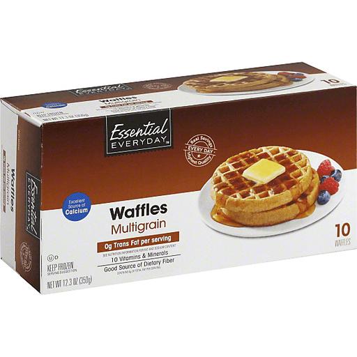 Essential Everyday Waffles, Multigrain