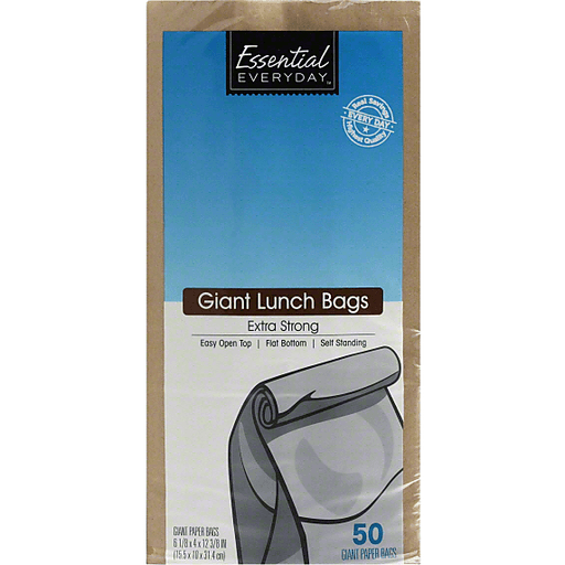 Essential Everyday Lunch Bags, Giant