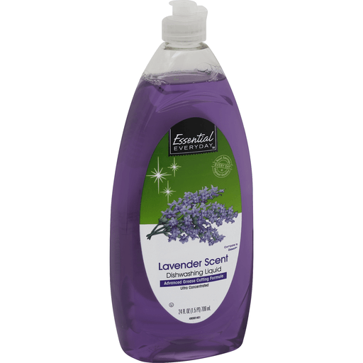 Essential Everyday Dishwashing Liquid, Lavender Scent