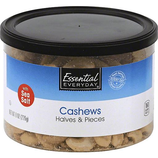 Essential Everyday Cashews, Halves & Pieces