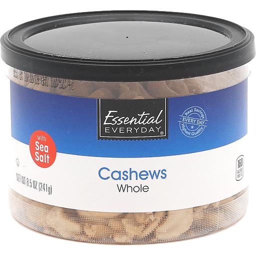 Essential Everyday Cashews, Whole