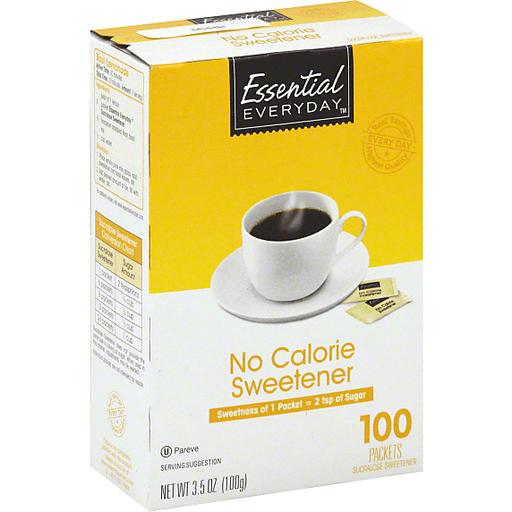 Essential Everyday Sweetener, Sucralose