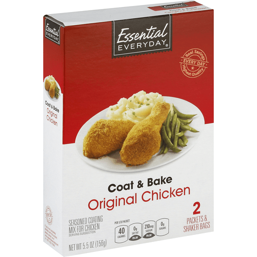 Essential Everyday Coat & Bake, Original Chicken