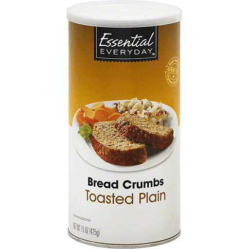 Essential Everyday Bread Crumbs, Toasted Plain