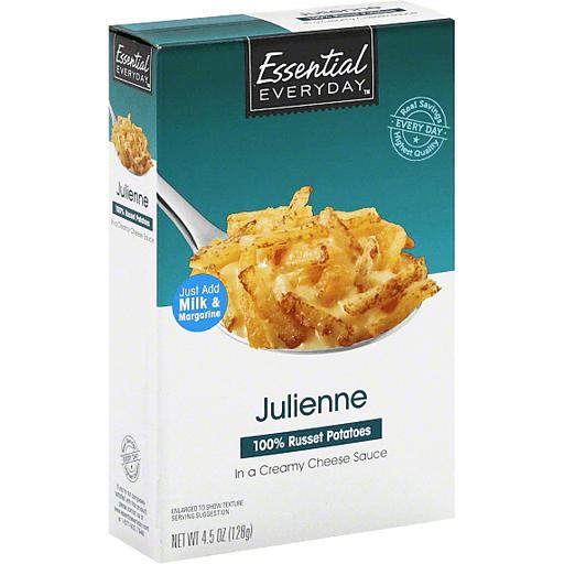 Essential Everyday Potatoes, Julienne