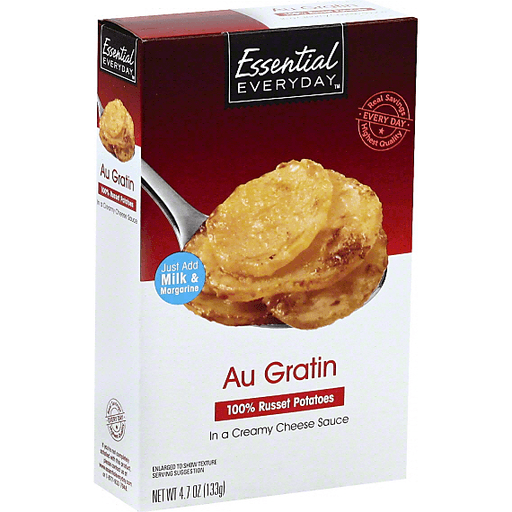 Essential Everyday Potatoes, Au Gratin