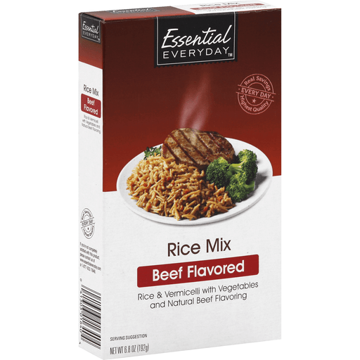 Essential Everyday Rice Mix, Beef Flavored